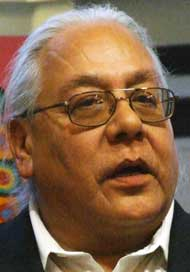 Wolf Morrisseau had more of his testimony quoted by Judge Martial than of anyone else.
