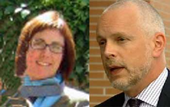 "Julie Witmer and Dr. Jonathan Browne, who hugely embarassed themselves over their inept knowledge of Canadian art and then victimized another poor old lady ""Margaret Hatfield - to go down the same ingominious path."