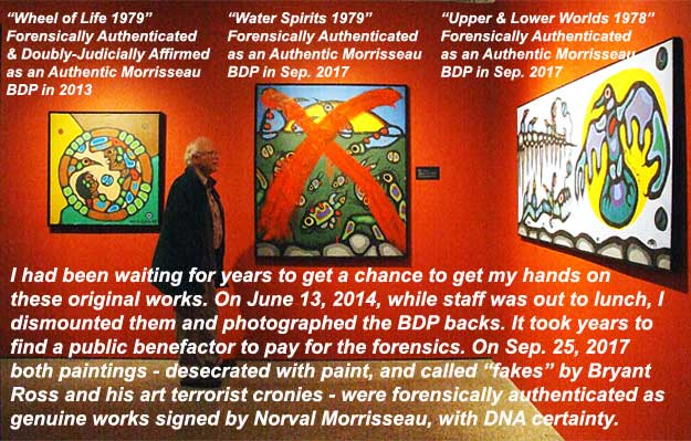 1 2017 i am the world expert on the greatest art fraud in canadian historywhich i have followed and documented with academic rigour