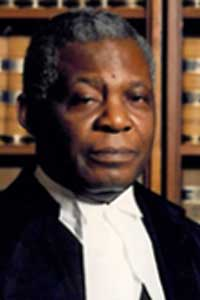 The Hon Justice Julius Aleznder Isasc